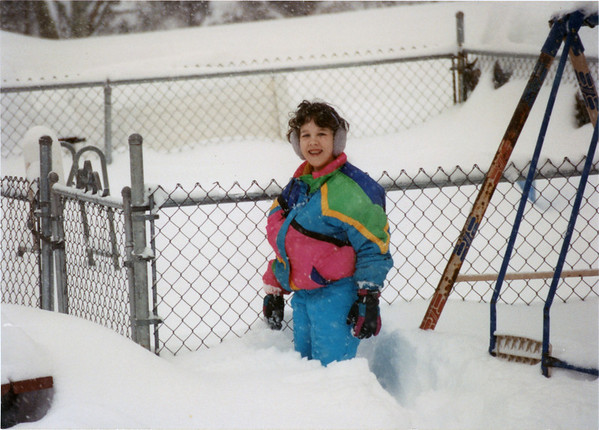 Great Snow of '94 #7