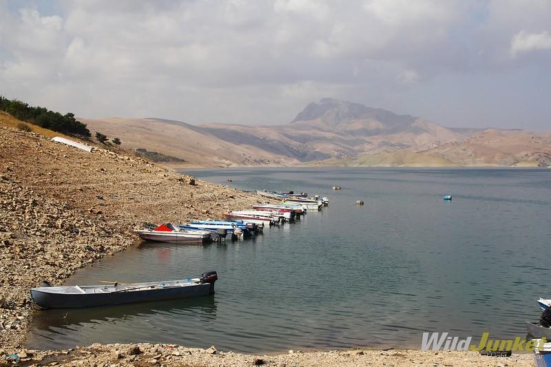 伊拉克伊拉克海湾——海湖的湖