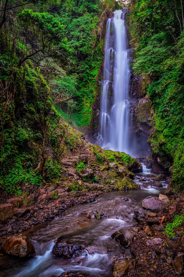 Melating Waterfall