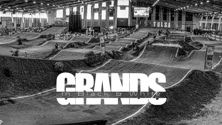 2019 USA BMX Grands in Black & White