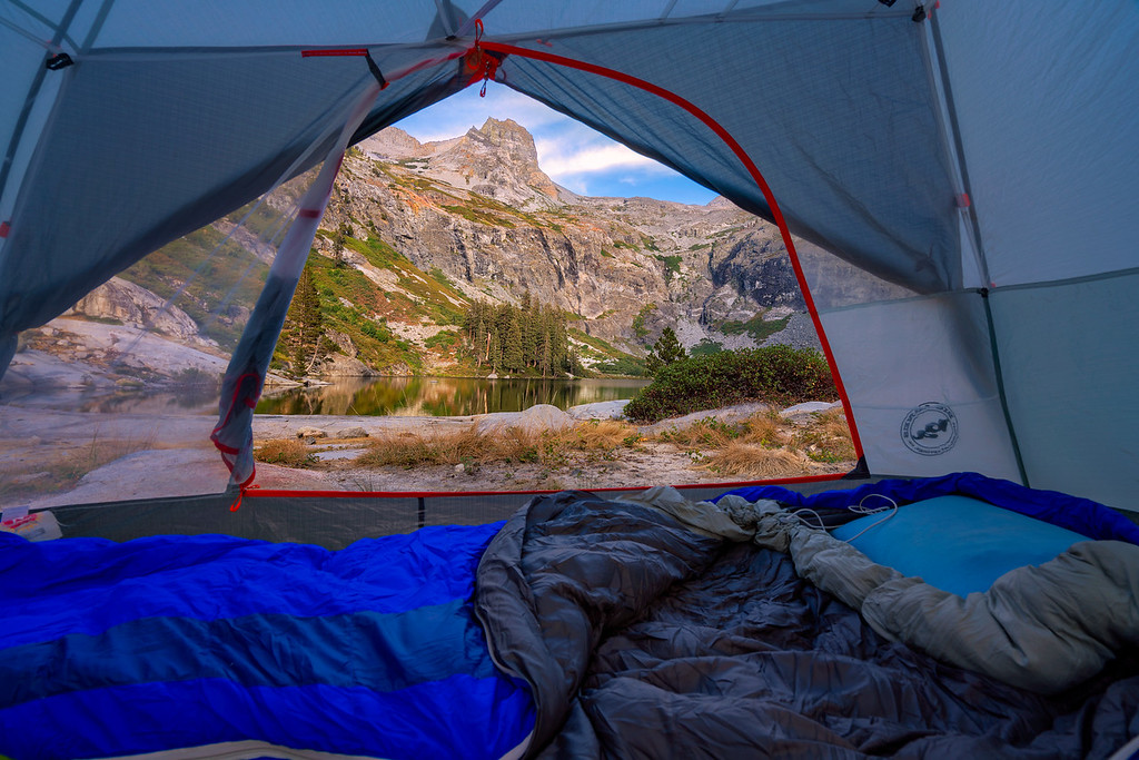 Planning for the High Sierra Trail