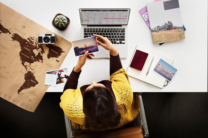 你如何参观如何旅行的照片