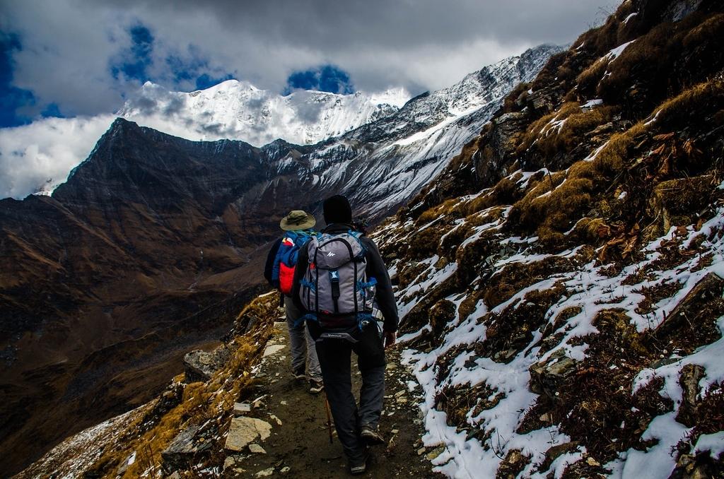 best treks in the world - laugavegur trek iceland