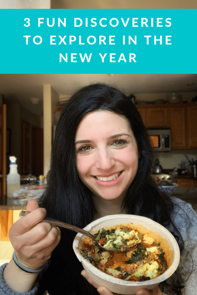 #ad With the new year, comes new discoveries to explore. I've been loving my new morning & afternoon routines and now you can also #feelunstoppabowl like me