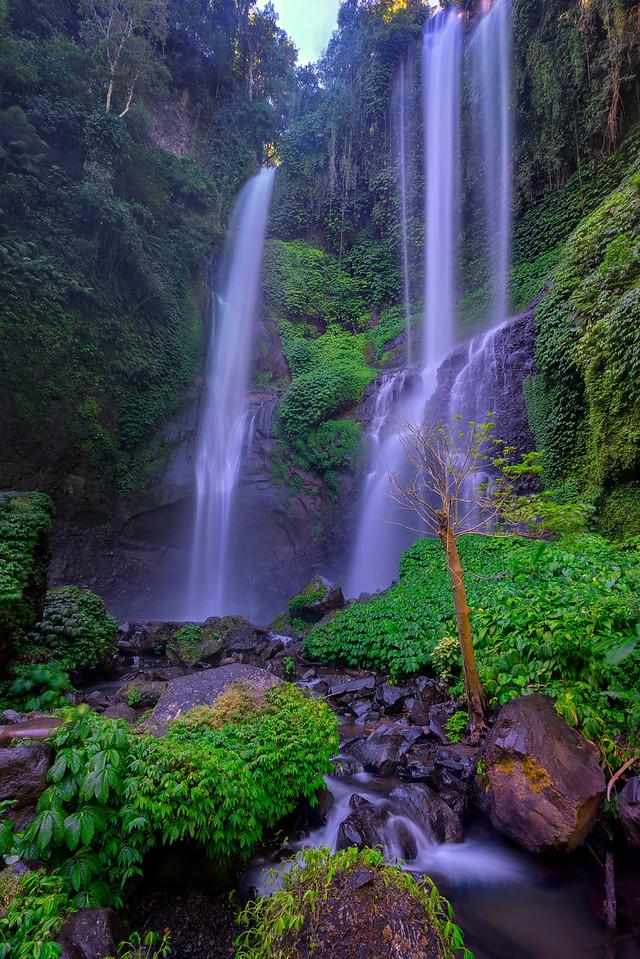 Pictures from Bali Sekumpul Waterfall