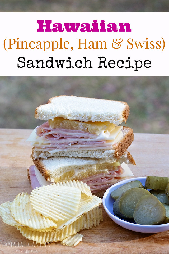 Whether you like Hawaiian ham and swiss grilled or fluffy, this will make a great lunch! Pepperidge Farm, Hellman's, Hillshire Farm #SandwichWithTheBest #ad