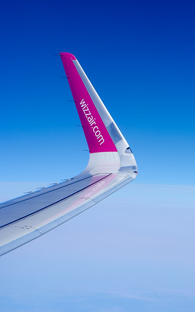 Wizzair takes us there