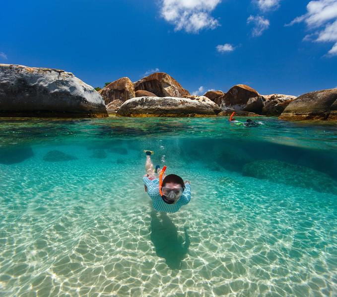 加拉帕戈斯群岛——潜水的地方
