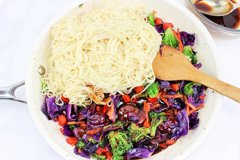 Vegetable Stir Fry Recipe