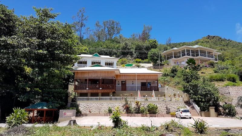 Seychelles - Villa Anse La Blague