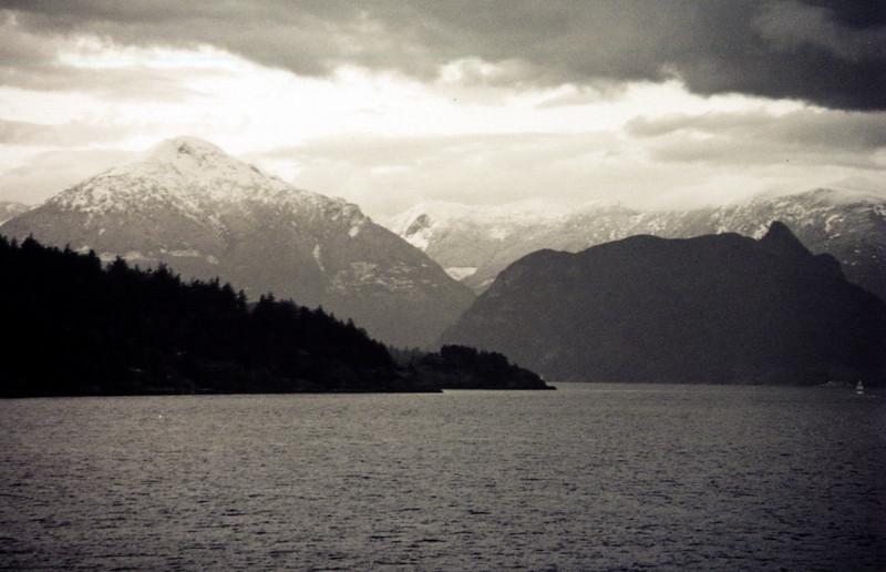 Vancouver surrounding islands