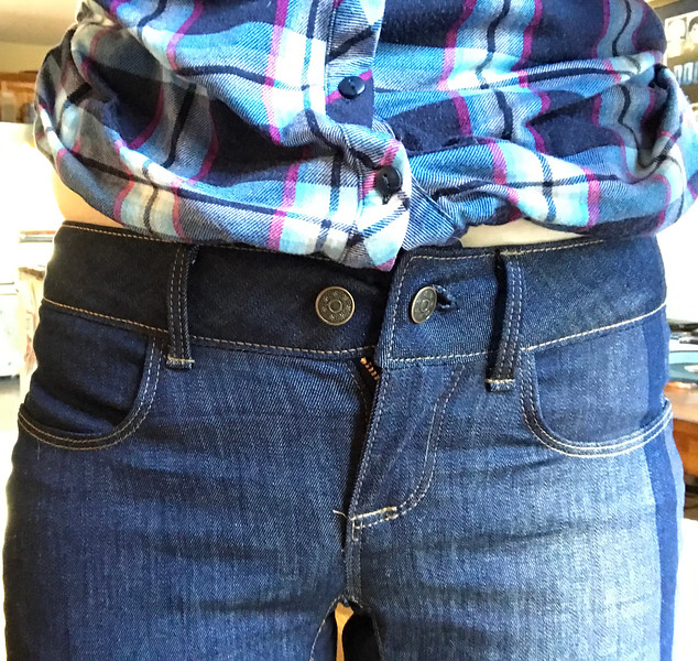 Ready for a pair of jeans that are fashionable, comfortable, and uniquely conformed to your changing body? They're BRILLIANT like the name. Brilliant You.