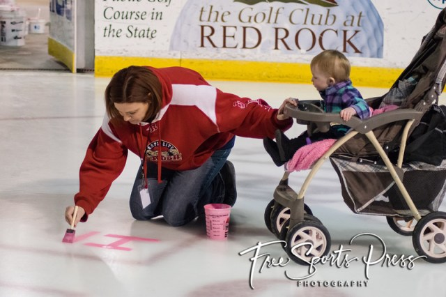 Paint the Rink Pink (2017)