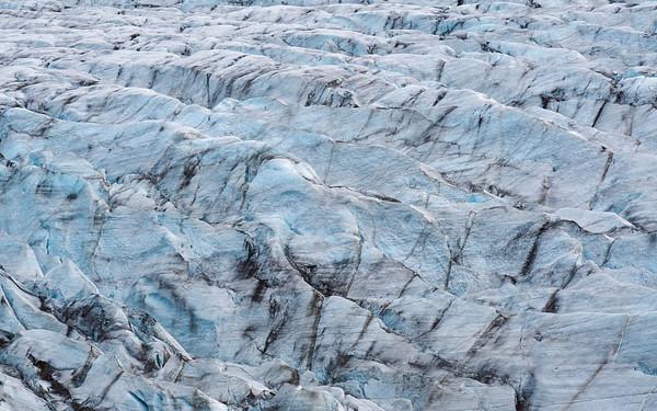 Glacier up close