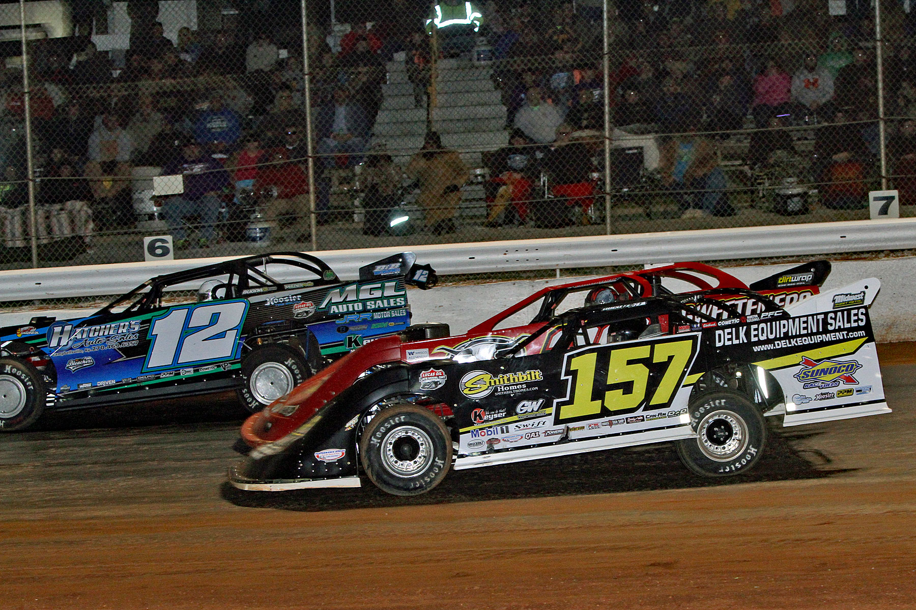 Jim Denhamer's photos from Boyd Speedway's Shamrock – 3/23/18