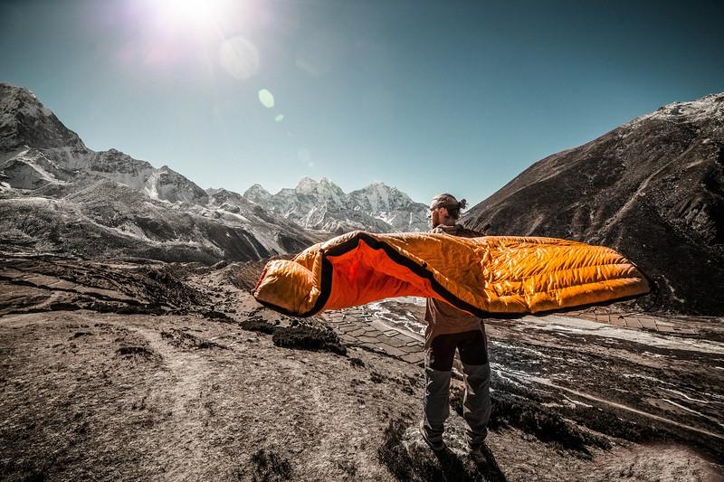 最大的营地—露营
