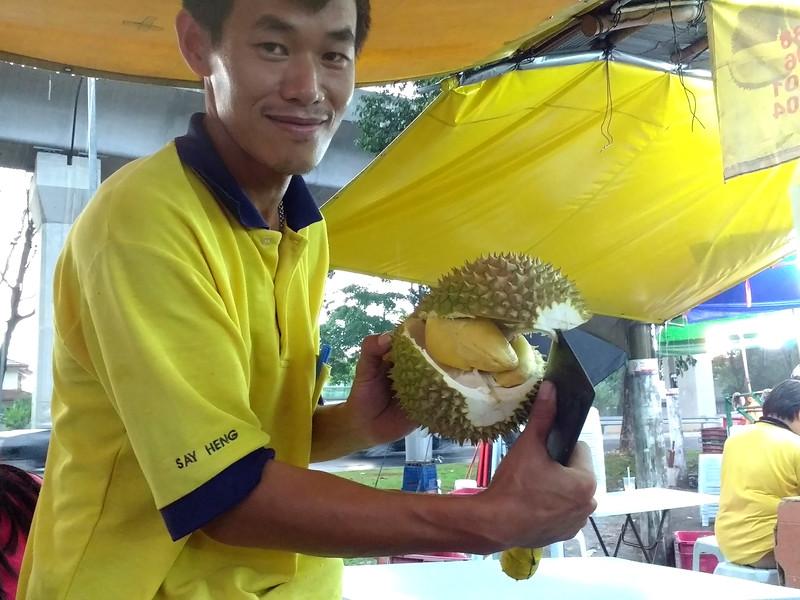 Say Heng Durian