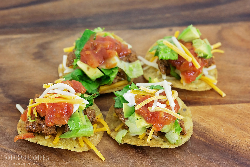 Game Day Taco Sliders