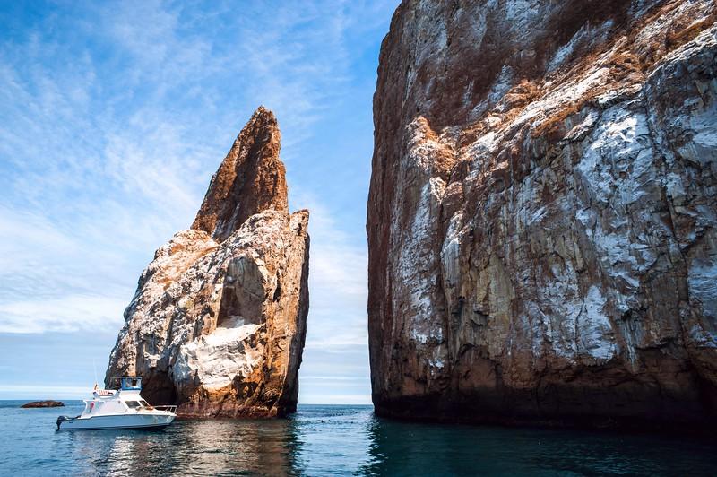 参观一下加拉帕戈斯群岛——加拉帕戈斯群岛——礁石群岛