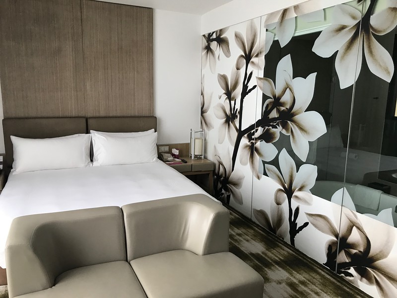 Crowne Plaza Changi Airport Staycation
