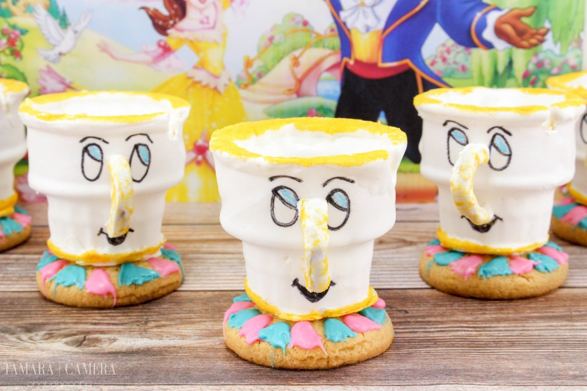 Chip the Teacup (Beauty and the Beast)