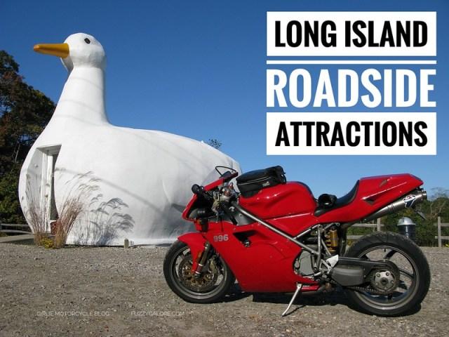 Long Island Roadside Attractions