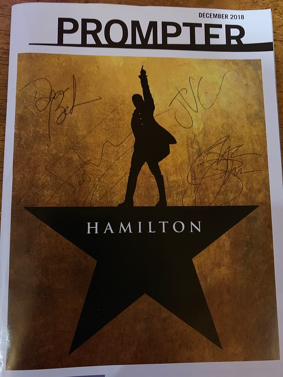 When Your 9-Year-Old Has a Bucket List, and Hamilton is On It. It all started with an Alexa device, and what followed is a long-running and fulfilled dream.