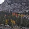 Colors below South Lake