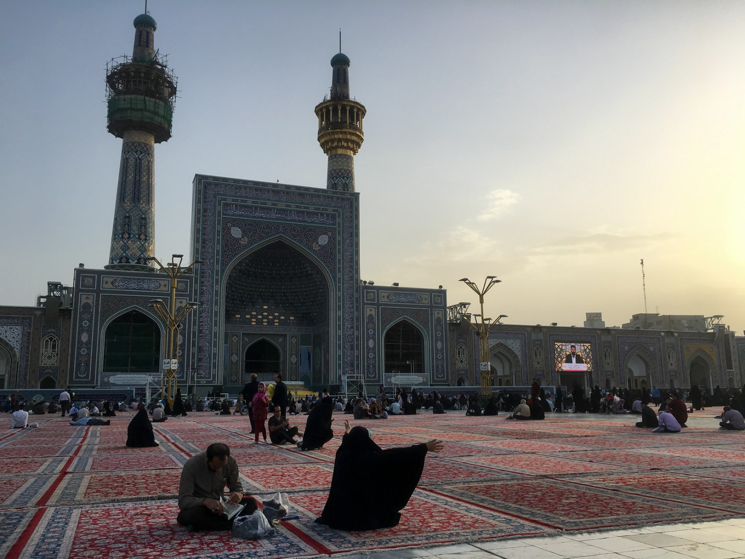 Spiritual Iran