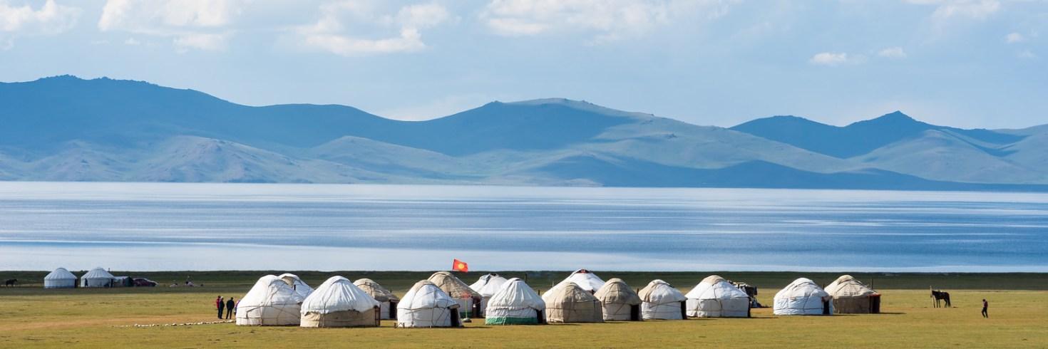 Tourist Yurt Camp