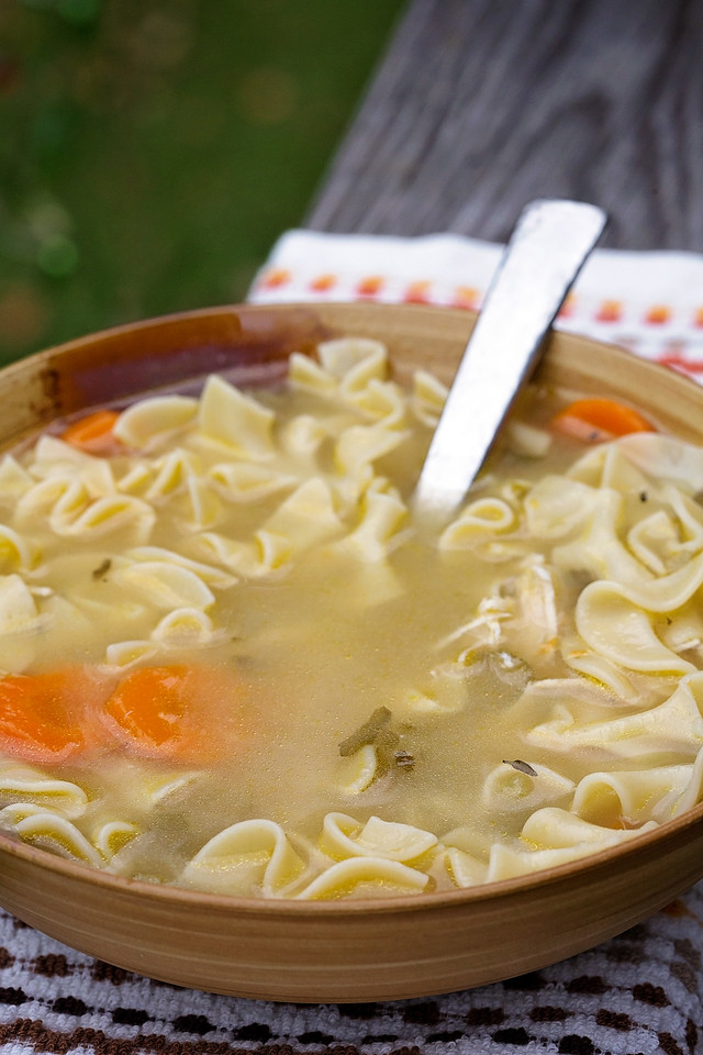 No Yolks Noodles! The answer to ANY #recipe you might make! We love ours with Grandma's easy rotisserie chicken noodle soup. NoYolks #IC #NoOtherNoodle #ad