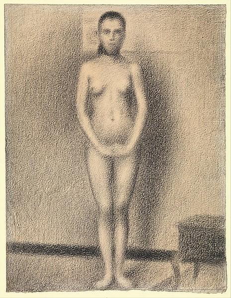 Georges Seurat's drawings