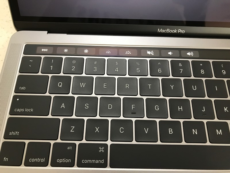 Refurbished 13.3-inch Macbook Pro Touch Bar