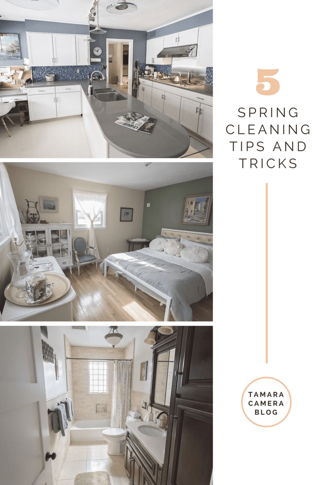 Is it #SpringCleaning time at your house too? Use these 5 tips, tricks and hacks to make your house clean without taking too much time! #EverydaySaves #ad