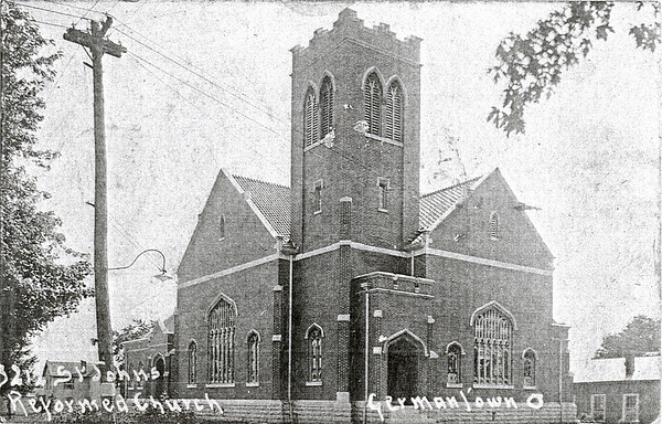St Johns 1908 church