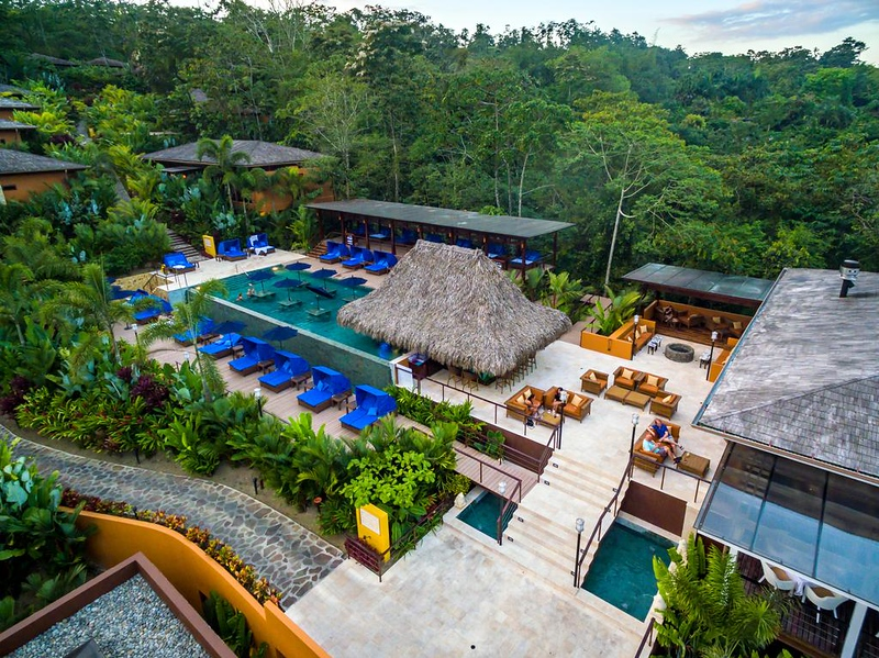 where to stay in costa rica - nayara springs