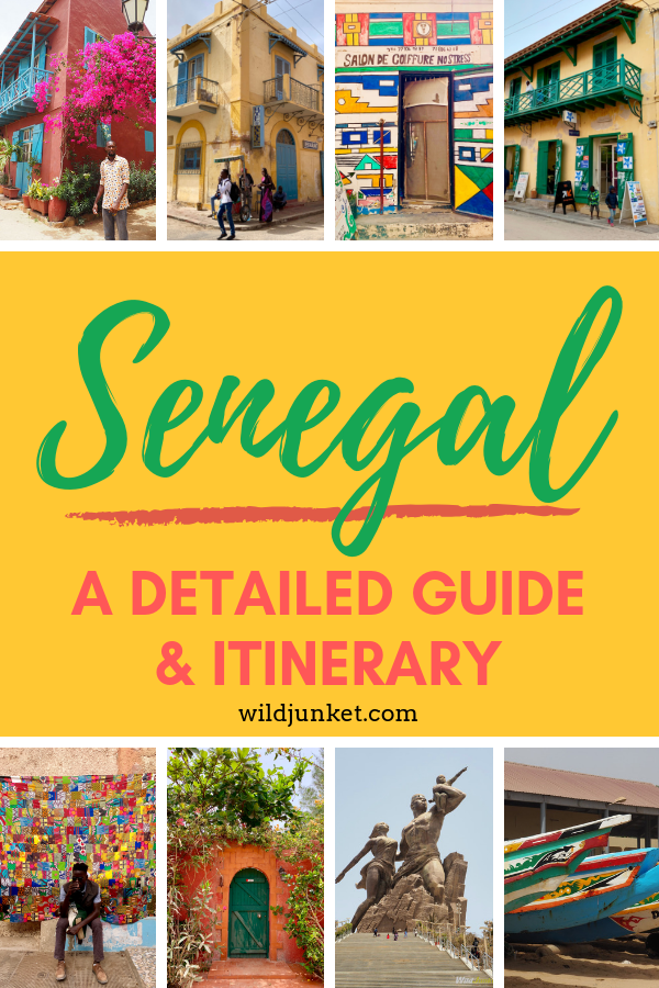 Senegal Travel A Detailed Guide Itinerary Wild Junket Adventure Travel Blog