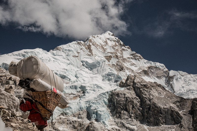 最高的地方……最高的山峰