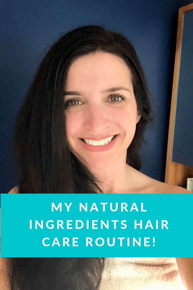 Here's my hair care routine - after I started using natural ingredients with lots of benefits! Here's what I use from Sally Beauty, as well as why I do! #ad