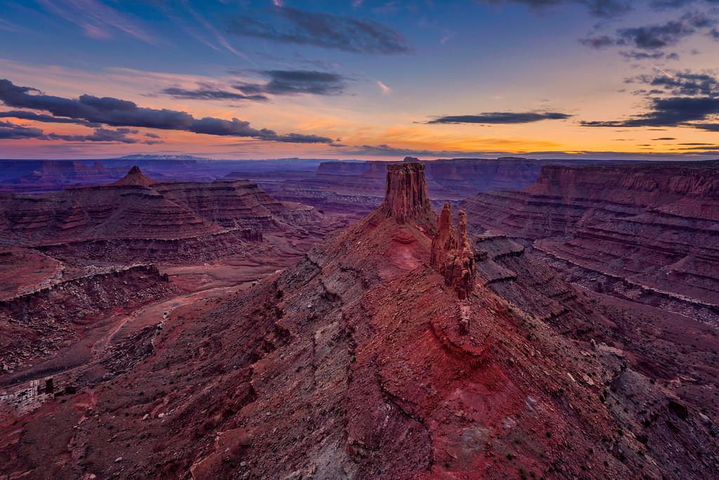 Epic Shots in Moab Marlboro Point
