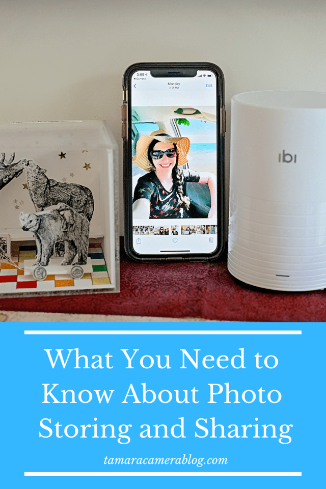 ibi is a smart photo manager that brings photo sharing, organizing and storing solutions all into one smart device and app to love! #sponsored #Meetibi #IC