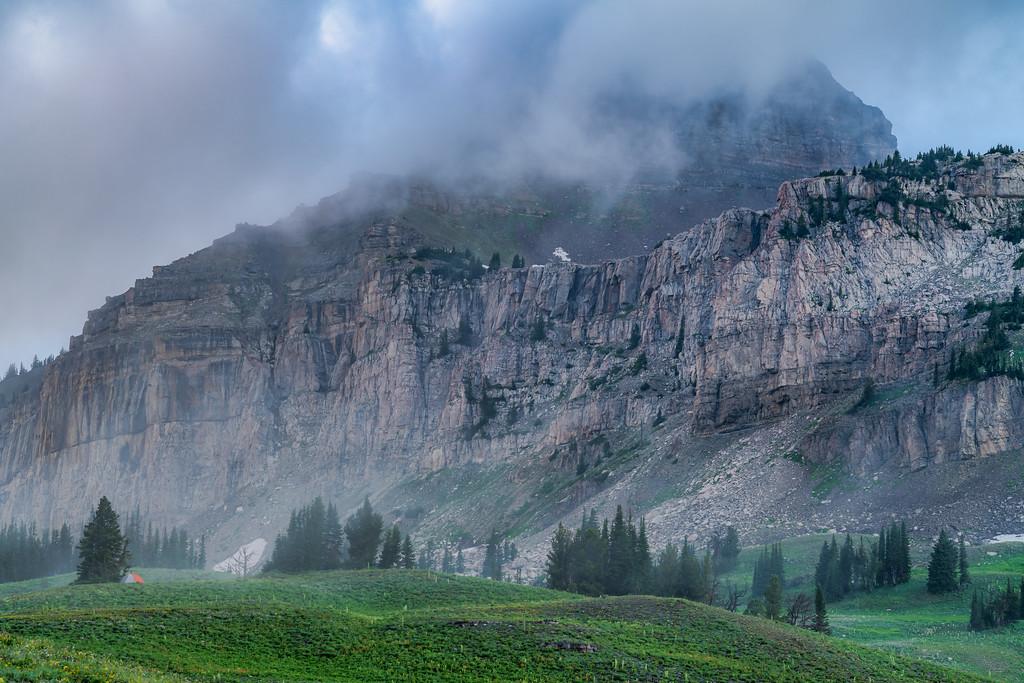 Crest Trail Fox Creek Pass