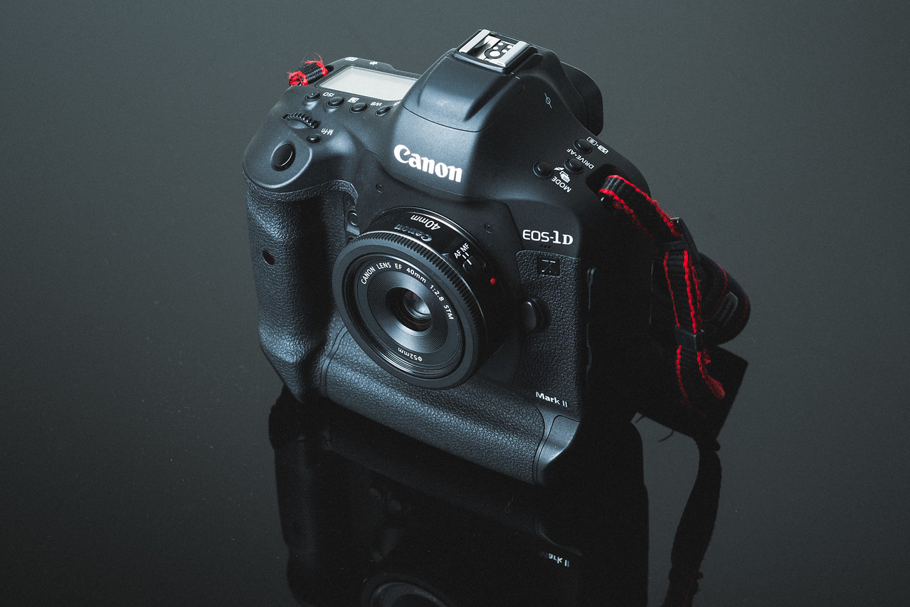 Canon 1Dx Mark II - Fastest Cfast Memory Card