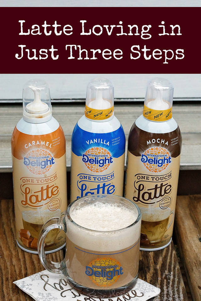 Are you a latte lover like me? Learn how you can make a perfect latte right at home, without buying an espresso machine! 3 easy steps! #LatteMadeEasy #ad