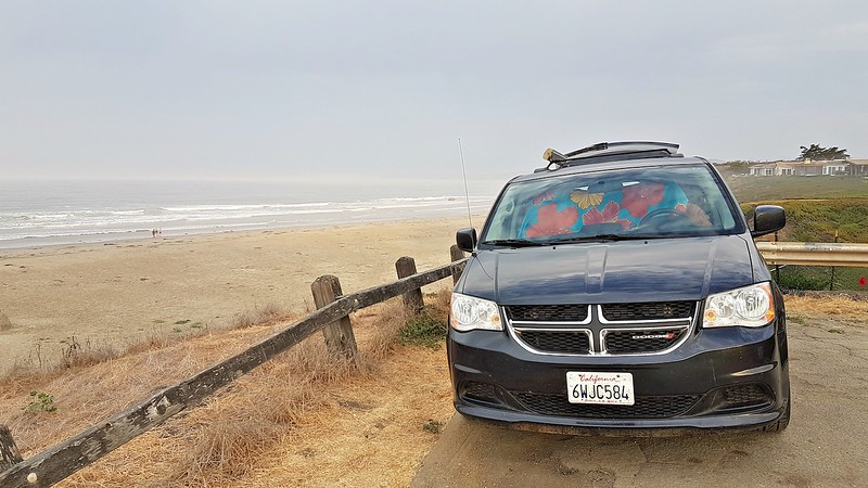 California road trip - Morro Bay