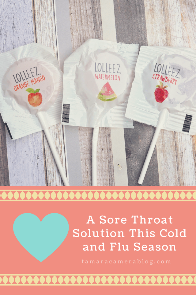 Winter is nearly here! Are you ready? You will be with organic, worry-free, throat-soothing lollipops for kids. Simple #ad #LolleezOrganicThroatSoothingPops