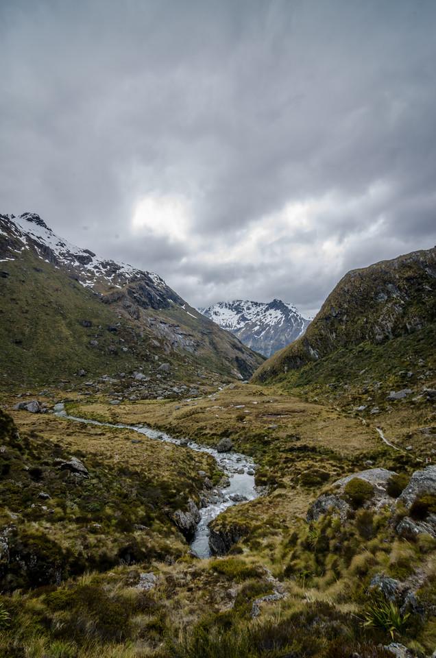 世界上最棒的地方是——新西兰的最后一次……