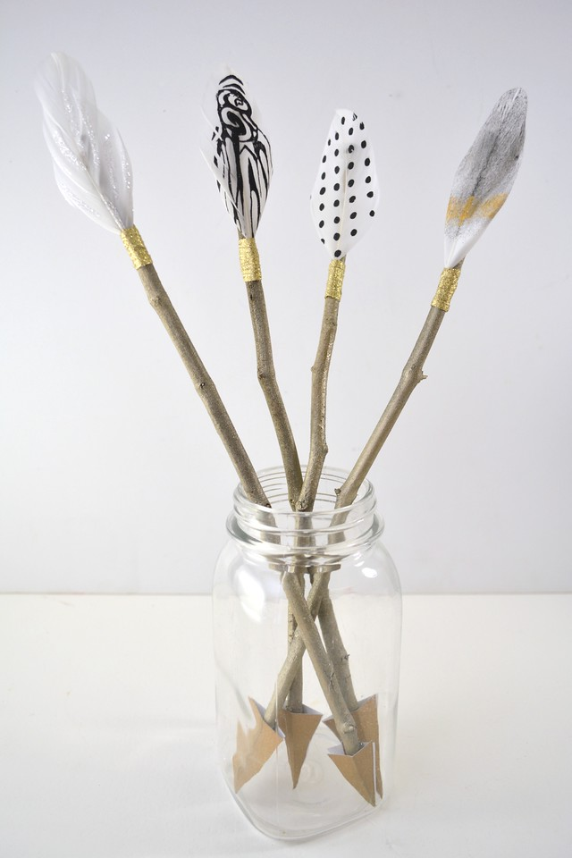 This amazing Cupid's Arrow Valentine's Day craft can be used as decor all winter or year long. It's a fun and easy craft to work on as a family.