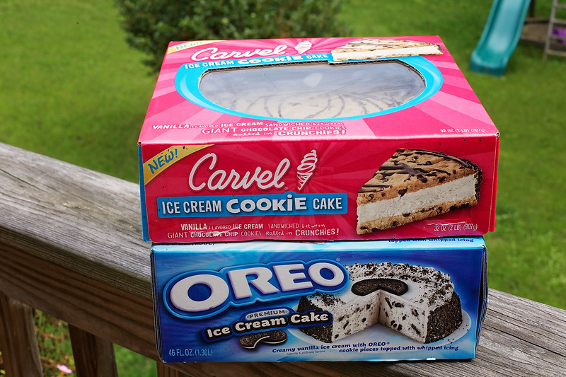 our favorite ice cream cakes
