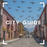 city travel guide oaxaca